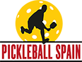 Pickleball Spain Mobile Logo